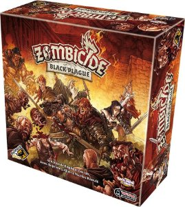 Zombicide: Black Plague (PRÉ-VENDA)