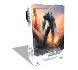 Colonizadores - Expansão de Caçadores da Galáxia - Jogo Nacional!