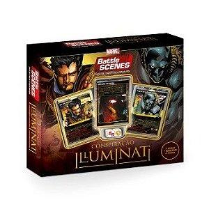 Conspiração Illuminati - Battle Box - Battle Scenes - Jogo Nacional!