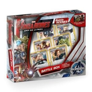 Vingadores: Era de Ultron - Battle Box - Battle Scenes - Jogo Nacional!
