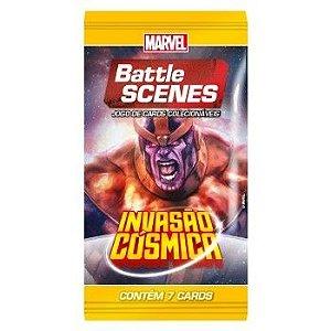 Booster Thanos - Invasão Cósmica - Battle Scenes - Jogo Nacional!