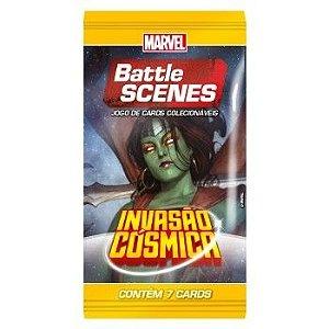 Booster Gamora - Invasão Cósmica - Battle Scenes - Jogo Nacional!