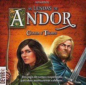 As Lendas de Andor: Chada e Thorn - Em Português!