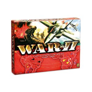 War II - Jogo Nacional
