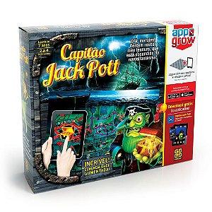 Capitão Jack Pott - Jogo Nacional