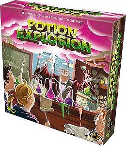 Potion Explosion - Jogo de Tabuleiro Português - Galápagos