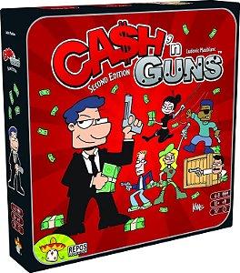 Cash 'n Guns (PRÉ-VENDA)