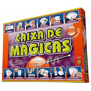 Caixa de Mágicas - Grow - Em Português