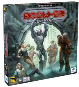 Room 25 Season 2 - Expansão