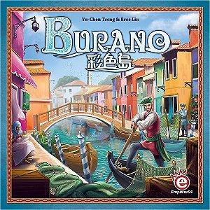 Burano - Em Português! (PRÉ-VENDA)