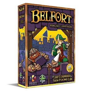 Belfort - Em Português - (PRÉ-VENDA)