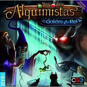 Alquimistas: O Golem do Rei - Expansão de Alquimistas