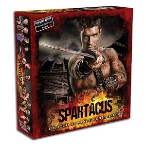 Spartacus: Um jogo de Sangue e Traições
