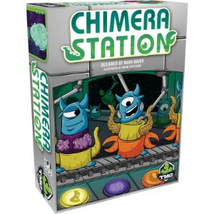 Chimera Station - EDIÇÃO DELUXE - Em Inglês! (PRÉ-VENDA)