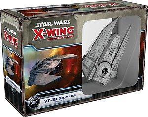 VT-49 Decimator - Expansão de Star Wars X-Wing - Em Português!