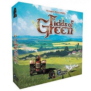 Fields of Green - Em Português! (PRÉ-VENDA)