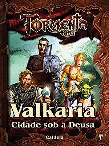 Tormenta RPG - Valkaria Cidade sob a Deusa