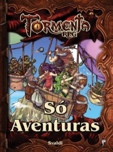 Tormenta RPG - Só Aventuras