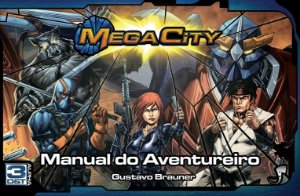 Mega City - Manual do Aventureiro