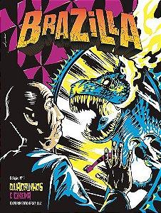 Revista Brazilla - Quadrinhos e Cinema Edição  Nº 1 - Experimento Brazilla