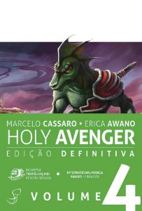 Holy Avenger - Edição Definitiva Volume 4