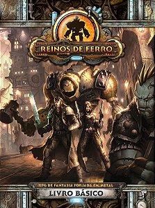 Reinos de Ferro - Livro Básico - RPG