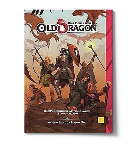 Old Dragon - Livro Básico - RPG