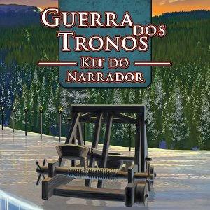 Guerra dos Tronos - Kit do Mestre - RPG