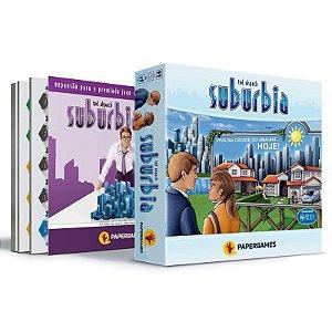 Combo - Suburbia + Suburbia INC (expansão) + Promos