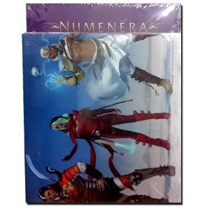 Numenera - Escudo do Mestre - RPG
