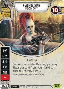 Aurra Sing - Atiradora Mortal