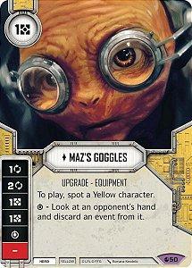Óculos da Maz - Maz's Goggles