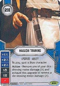 Formação Makashi - Makashi Training