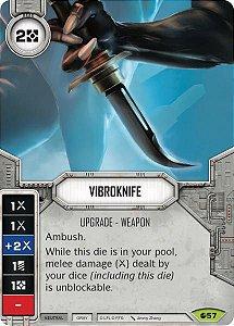 Vibrofaca - Vibroknife