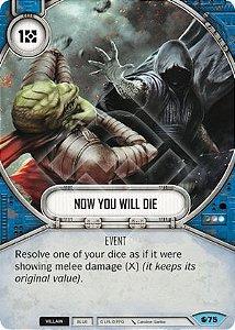 Agora Você Morrerá - Now You Will Die
