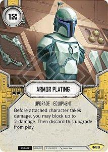 Armadura Reforçada - Armor Plating