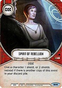 Espírito da Rebelião - Spirit of Rebellion