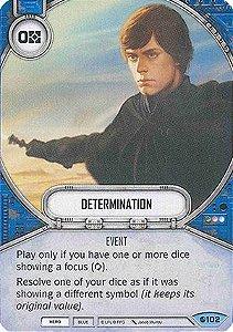 Determinação - Determination