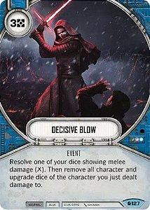 Golpe Decisivo - Decisive Blow
