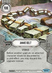 Cinto de Munição - Ammo Belt