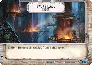 Vila Ewok Endor - Ewok Village Endor