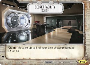 Instalação Secreta Scarif - Secret Facility Scarif