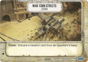 Ruas Devastadas Pela Guerra - Jedha War-Torn Streets Jedha