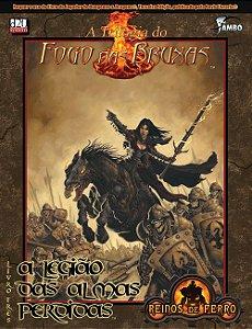 A Trilogia do Fogo das Bruxas - A Legião das Almas Perdidas