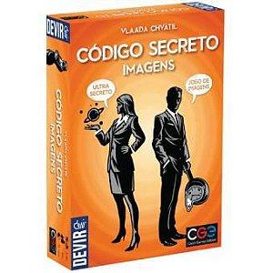 Código Secreto - Imagens (PRÉ-VENDA)