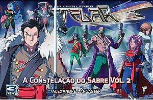 Brigada Ligeira Estelar – A Constelação do Sabre – vol. 2