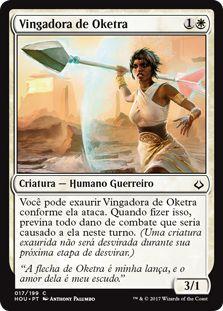 HOU 017 - Vingadora de Oketra (Oketra's Avenger)