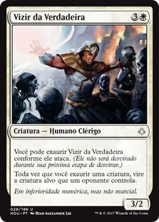 HOU 028 - Vizir da Verdadeira (Vizier of the True)
