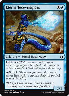 HOU 046 - Eterna Tece-mágicas (Spellweaver Eternal)