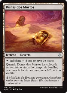 HOU 175 - Dunas dos Mortos (Dunes of the Dead)